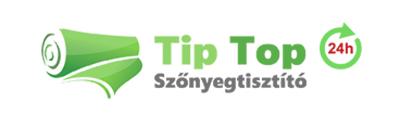 TipTop Szőnyegtisztító Kft. logo referencia